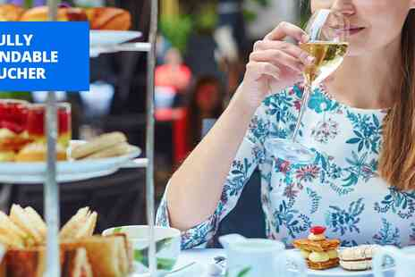 The Richmond Apart Hotel - Afternoon tea for 2 in Liverpool - Save 50%