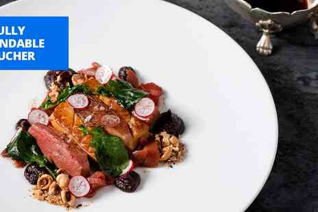 The Stafford London - Three courses & champagne for 2 - Save 43%