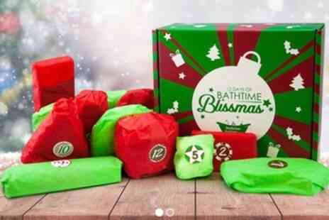 Bathtime Boutique - 75% Off Bathtime Blissmas Advent Calendar or 65% Off Bathtime Boutique Bombs - Save 0%