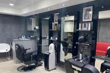 Fresh Prince - Wash, Cut and Blow Dry with Conditioning Treatment and Balayage or Highlights - Save 62%