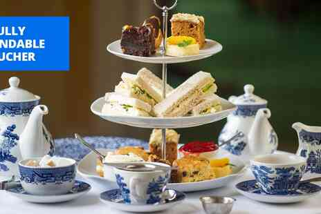 Lord Haldon Hotel - Afternoon tea for 2 near Exeter - Save 47%