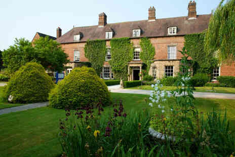 Risley Hall Hotel - A Derbyshire stay for two people with breakfast - Save 35%