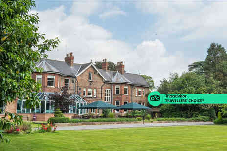 Burn Hall - A North Yorkshire stay for two people with breakfast - Save 51%