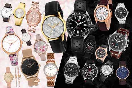 Brand Logic - Mystery watch deal - Save 0%