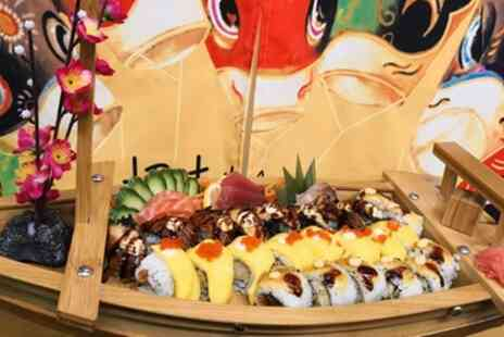Zoo Sushi - Japanese Afternoon Tea for Two or Four - Save 0%