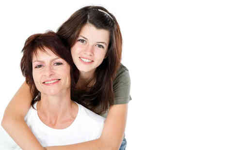 Motion Photo Studio - Mother and daughter photoshoot including refreshments, makeover - Save 95%