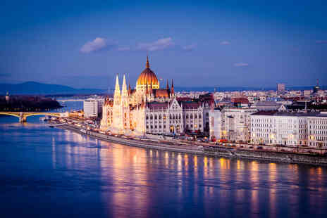 Weekender Breaks - A Budapest, Hungary hotel stay with return flights - Save 53%