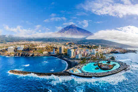 Deal of the Day Holidays - A self catered Tenerife, Spain hotel stay with return flights - Save 51%