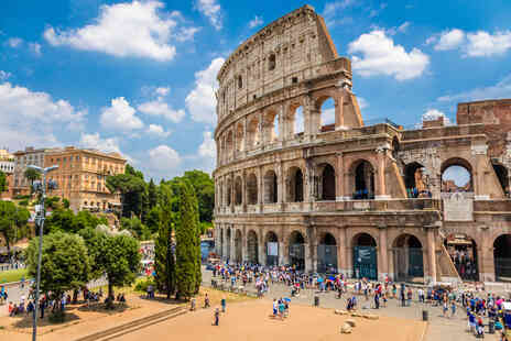 Weekender Breaks - A Rome, Italy stay with return flights from five airports - Save 47%