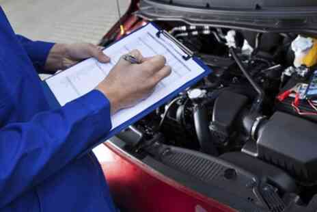 Martin Brothers MOT and Service Centre - MOT Test with Optional Minor Service - Save 38%