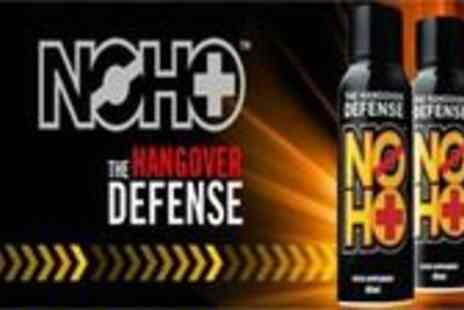 NOHO Drinks - Two Bottles of NOHO the Anti Hangover Drink Drinking a NOHO before & after you party,replenishes vital nutrients in the body that are lost while consuming alcohol - Save 50%