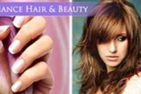 Enhance Hair and Beauty - Hair Cut, Wash, Blow Dry and Conditioning Treatment - Save 55%