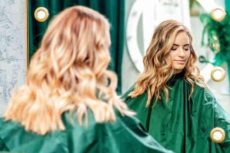 House of Colour Academy - Haircut, ombre or balayage and finish - Save 64%