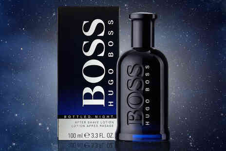 Bright Retail - 100ml bottle of Hugo Boss BOSS Bottled Night EDT - Save 0%