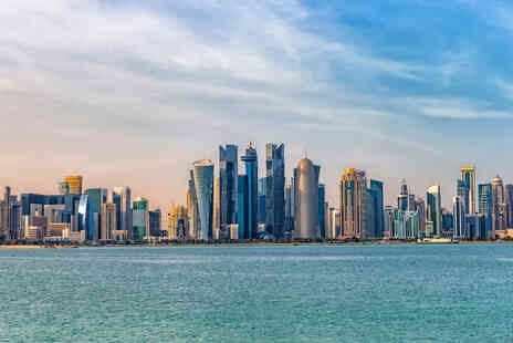 Weekender Breaks - A Doha, Qatar hotel stay with return flights - Save 0%