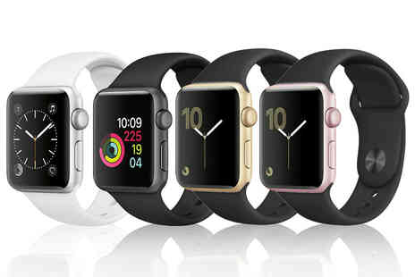 Renew Electronics - Refurbished 38mm Apple Watch Series 2 - Save 65%