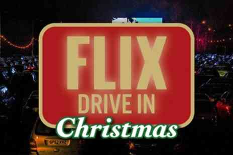 Flix Drive In - One Car Entry to Flix Drive In - Save 36%