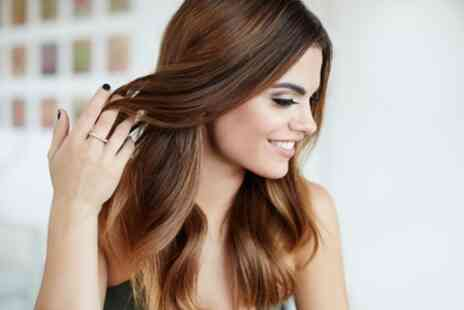 Hair Remedy Hair & Beauty - Wash, Cut and Blow Dry with Optional Colour or Choice of Highlights - Save 51%
