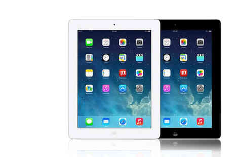 Renew Electronics - A refurbished Apple iPad 2 with optional case and wifi - Save 60%