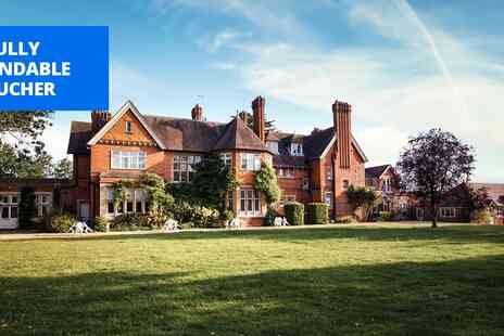 Cantley House Hotel - Historic Berkshire hotel stay with meals - Save 50%