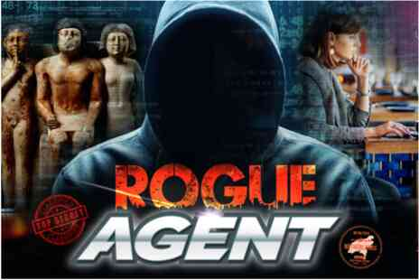 Virgin Experience Days - Rogue Agent Online Escape Game - Save 0%
