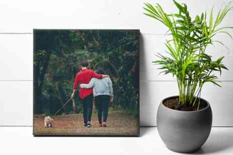 Grange Print - Custom Canvas in Choice of Size - Save 96%