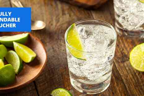 Brennen & Brown - Gin tasting for 2 at Cheltenham distillery - Save 50%