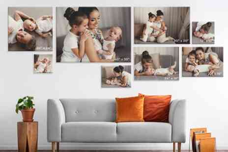 Grange Print - Up to £250 Toward Canvas Prints - Save 77%
