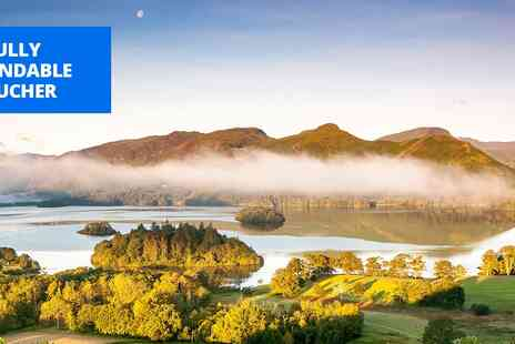 The Keswick Hotel - Two nights Lake District break with meals & wine - Save 47%