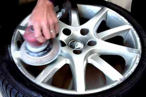 Herts Wheels - Alloy Wheel Refurbishment and Powder Coating for Up to Four Alloy Wheels - Save 0%