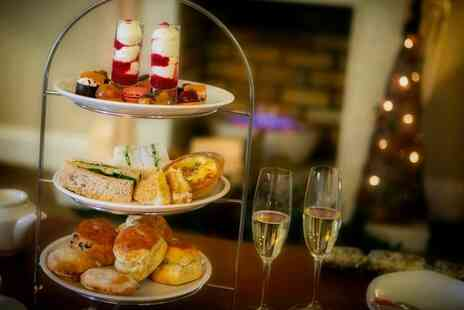 Best Western Plus Centurion Hotel - Sparkling afternoon tea for two people - Save 0%
