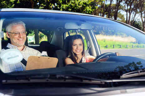 1st Choice - 30 minute junior driving training lesson - Save 0%