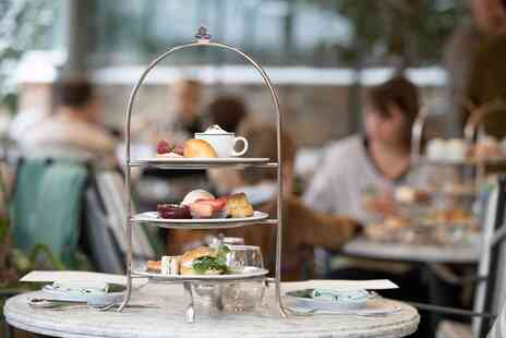 The Angel Hotel - Festive afternoon tea for two people - Save 16%