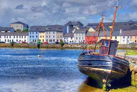 Oranmore Lodge Hotel - A Galway stay for two people with breakfast - Save 34%