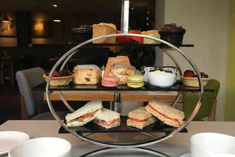 Novotel York Centre - Afternoon tea for two - Save 41%