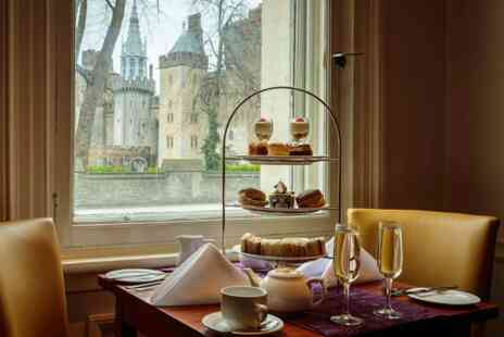 The Angel Hotel - Afternoon tea for two people - Save 29%