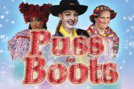 North West Theatre Arts Company - One reserved seating ticket to Puss in Boots - Save 0%