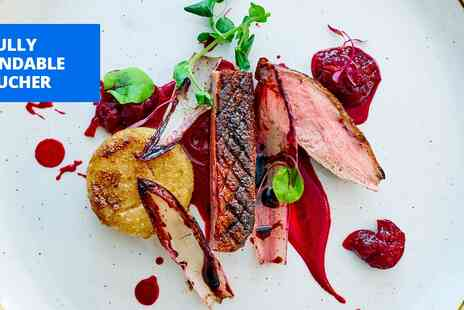 The Bear & Swan -Two course meal for 2 at delightful Somerset pub - Save 58%