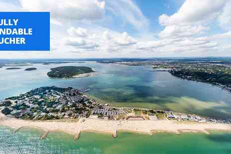 City cruises Poole - Scenic Poole Harbour cruise - Save 25%