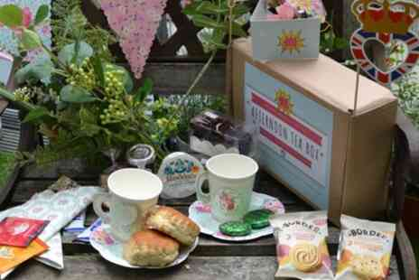 Essential Errand - Quintessential Afternoon Tea Box - Save 8%