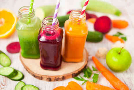 Journey Juice - Three day juice cleanse - Save 0%