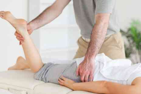 Richmond Chiropractic and Sports Medicine - Chiropractic Consultation with Up to Two Treatments - Save 48%