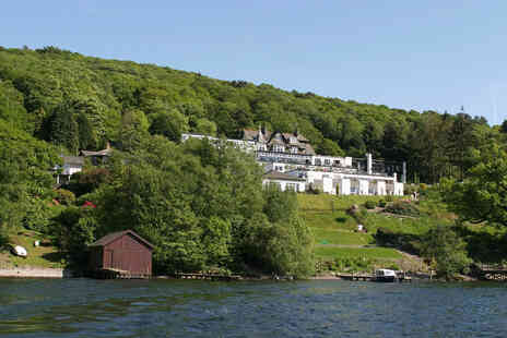 Beech Hill Hotel - A Windermere, Lake District stay for two with breakfast - Save 39%