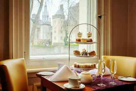 The Angel Hotel Cardiff - Prosecco Afternoon Tea for Two or Four - Save 0%