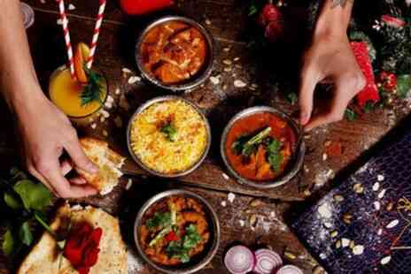 Chutney Ivy - 12 Dish Indian Banquet for Two, Four or Six - Save 42%
