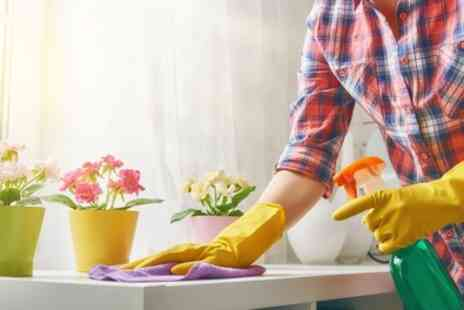 Homeclean Manchester and Stockport - Annual House Cleaning Contract - Save 20%