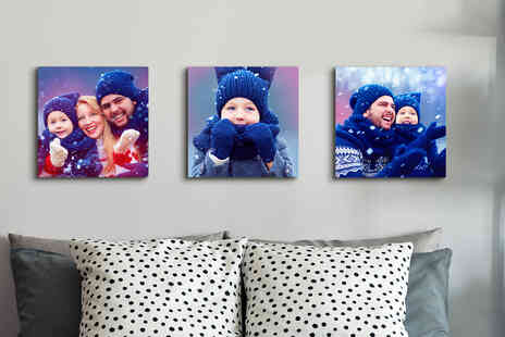Printerpix - Personalised photo tile - Save 90%