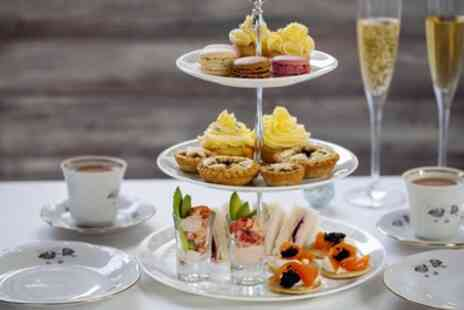 Crowne Plaza Manchester City Centre - Classic or Prosecco Afternoon Tea for Two - Save 28%