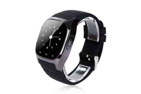 Groupon Goods Global GmbH - Waterproof Smartwatches for iOS and Android - Save 87%