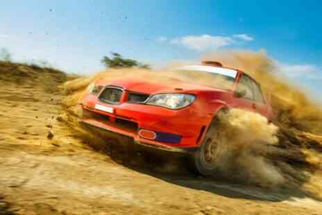 Langley Park Rally School - Three or Six Lap Suzuki Swift Rally Experience - Save 30%